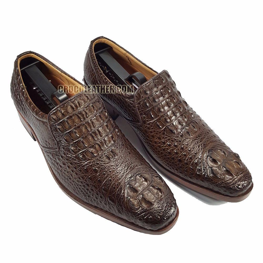 Giày da cá sấu GCS27