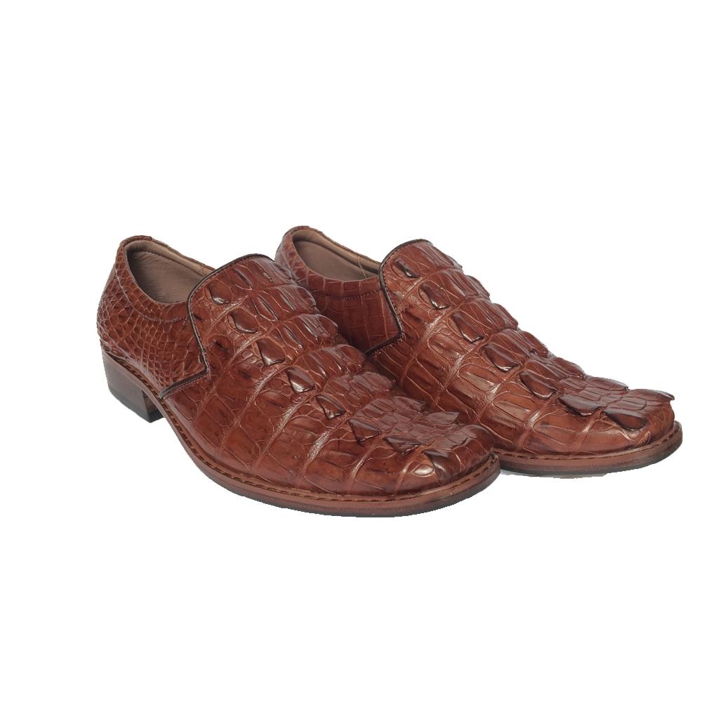 Giày da Cá Sấu GCS12