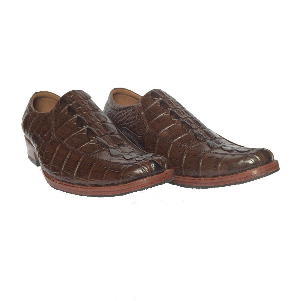 Giày da Cá Sấu GCS13