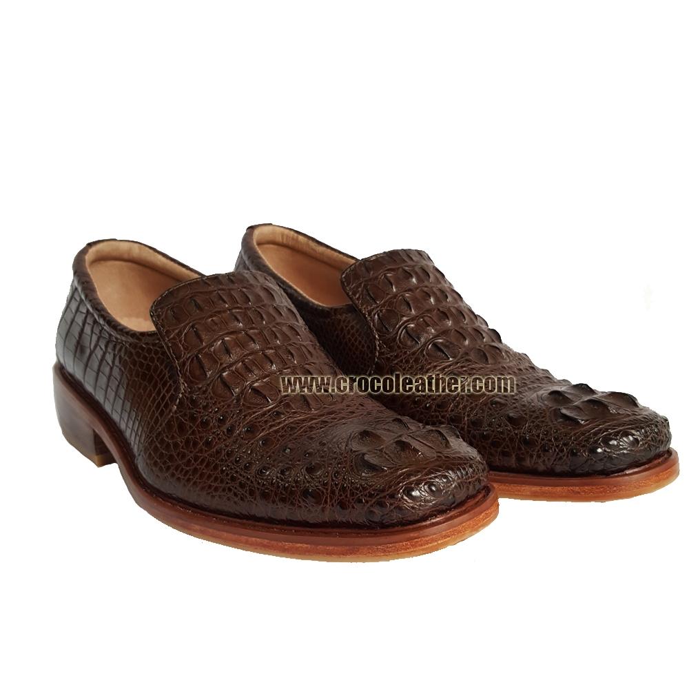 Giày da Cá Sấu GCS19