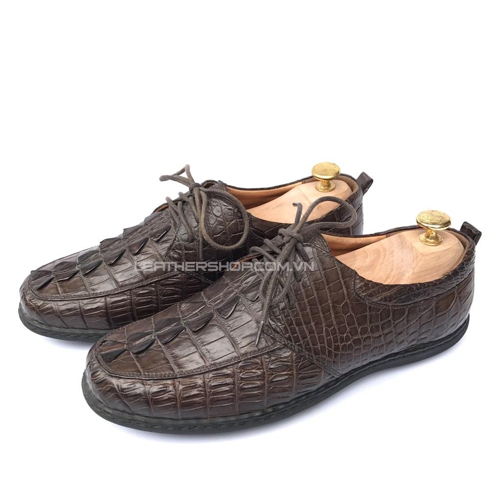 Giày da cá sấu GCS45