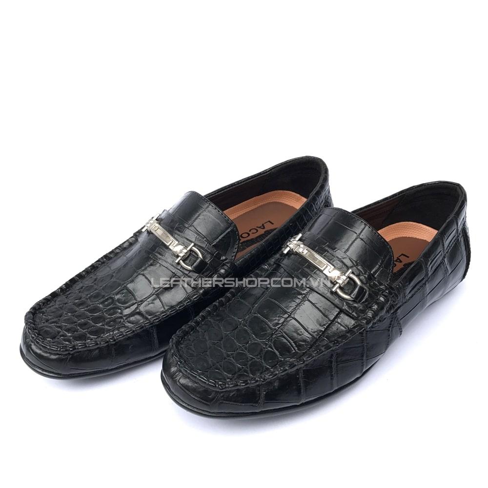 Giày da cá sấu GCS46