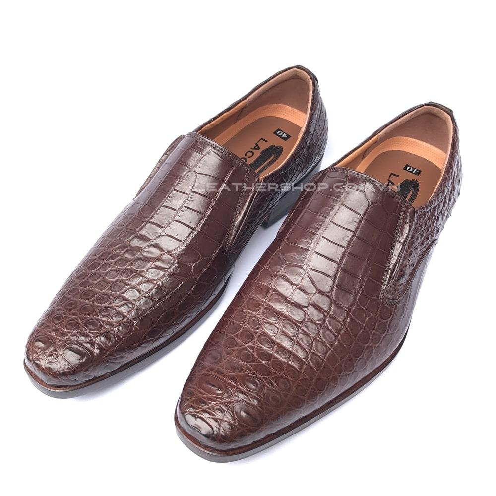 Giày da cá sấu GCS40