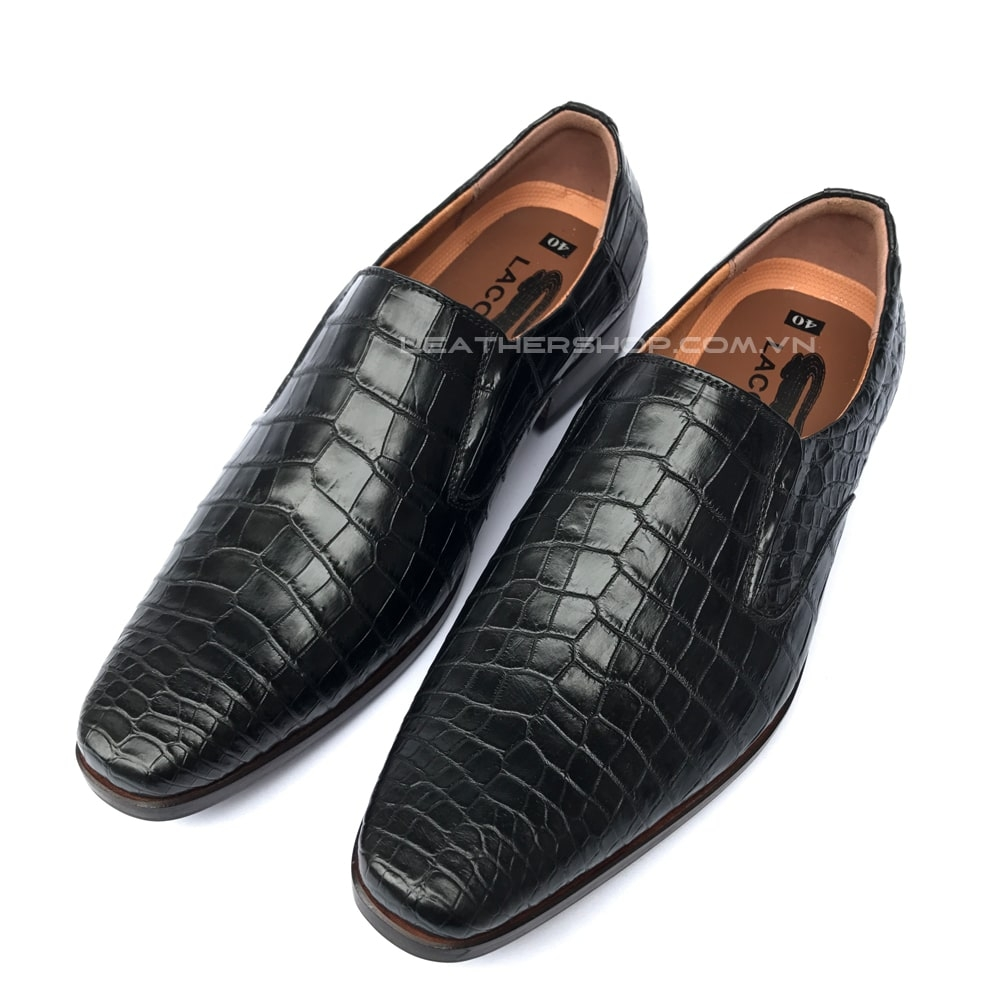 Giày da cá sấu  GCS38