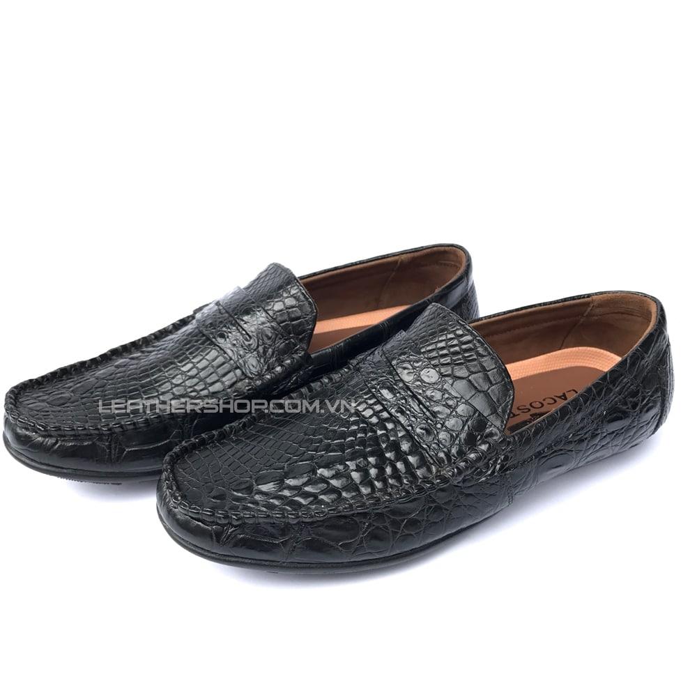 Giày da cá sấu GCS43