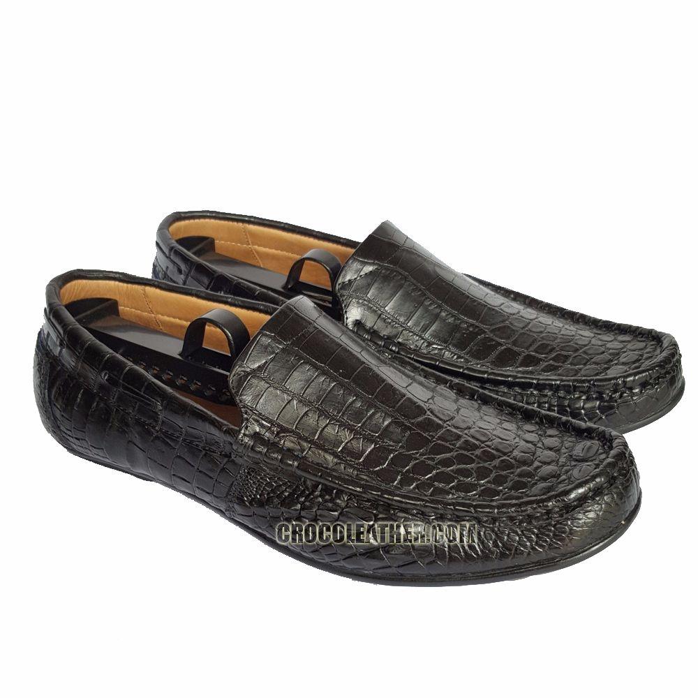 Giày da Cá Sấu GCS22