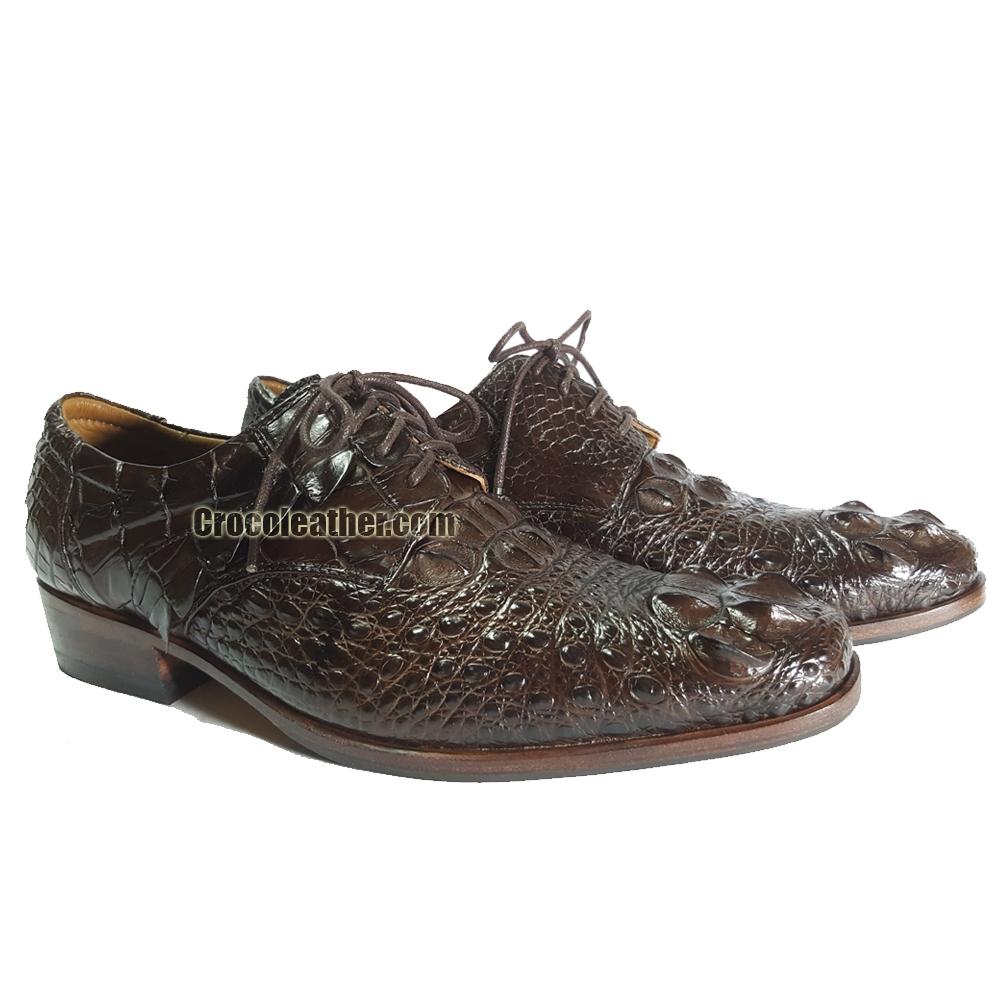 Giày da cá sấu GCS25