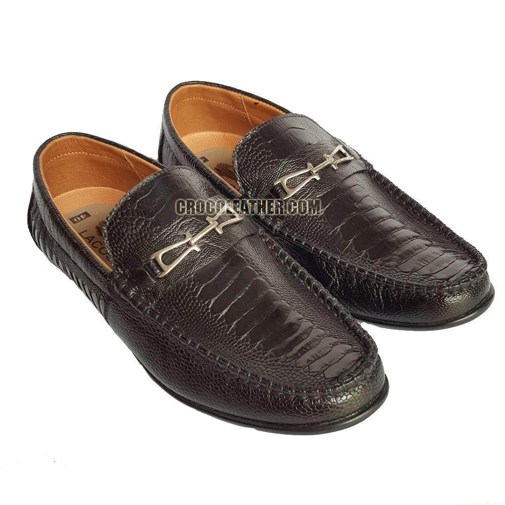 Giày da Đà Điểu GD10