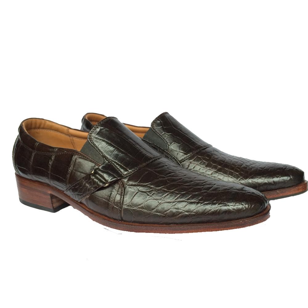 Giày da Cá Sấu GCS16