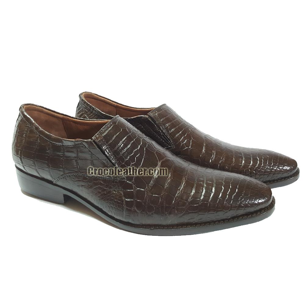 Giày da cá sấu GCS17