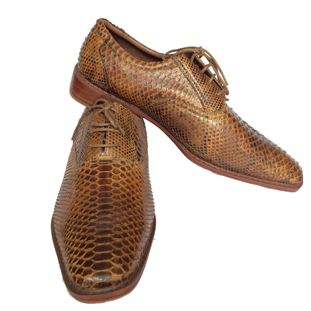 Giày da trăn GT01
