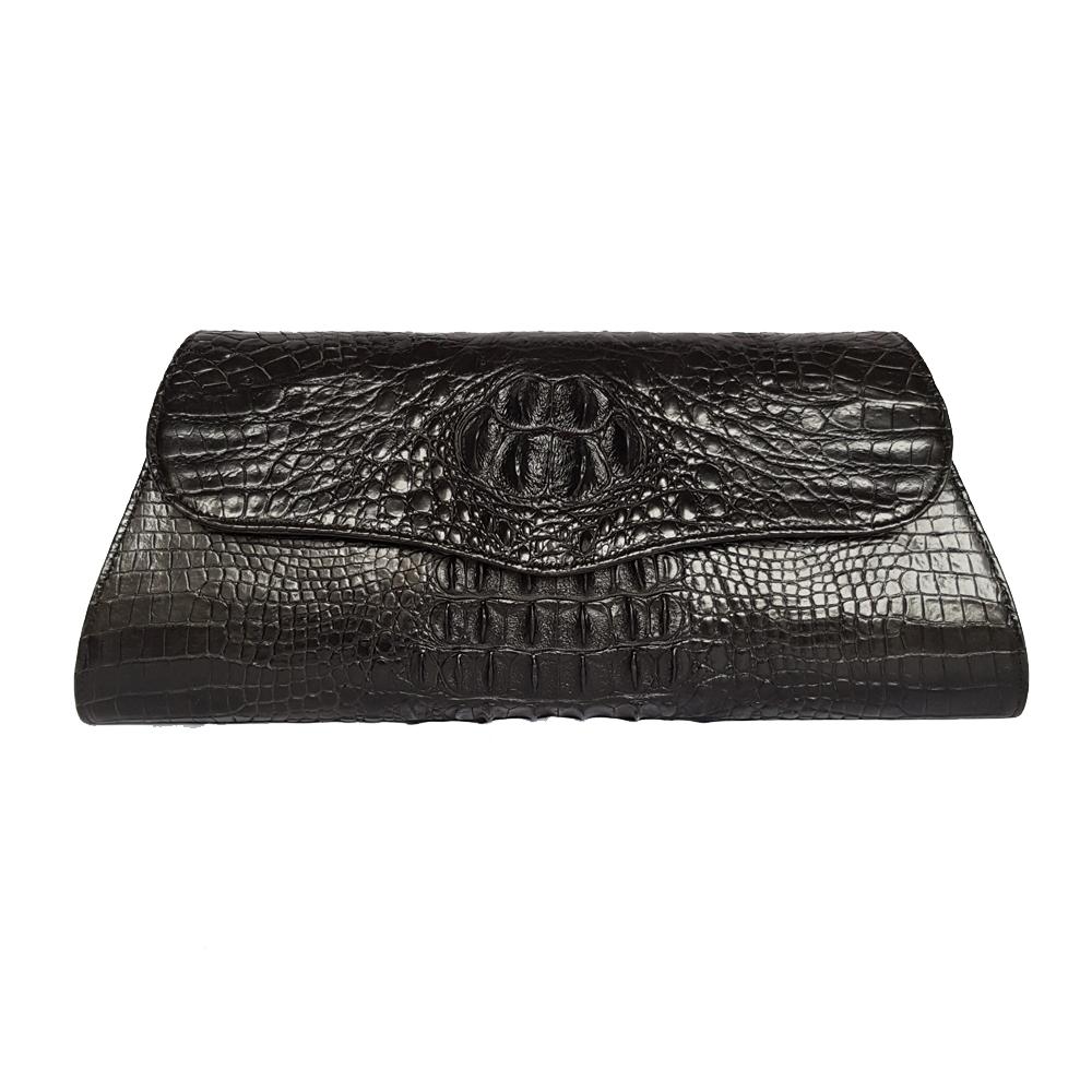 Túi xách da cá sấu T14
